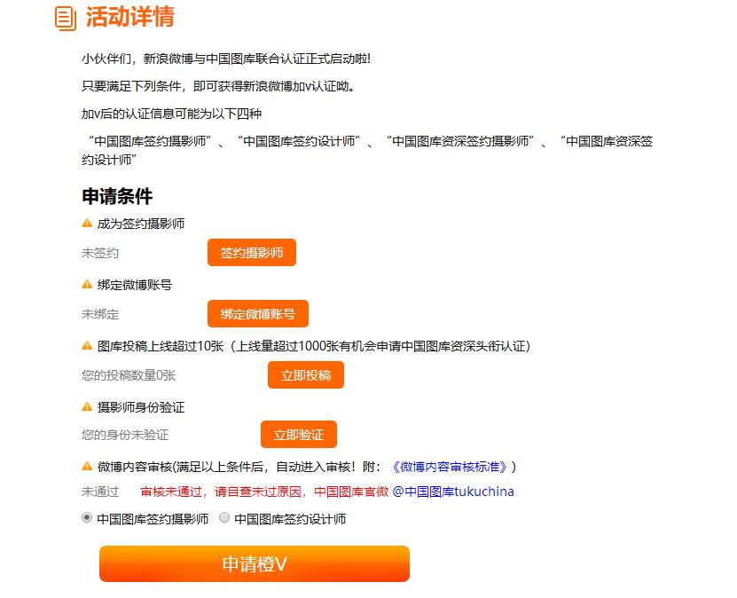中国图库微博认证